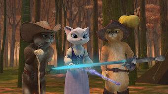 The Adventures of Puss in Boots: Season 3: Sword's Man
